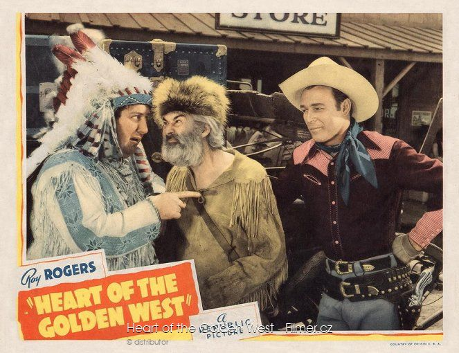 Heart of the Golden West online