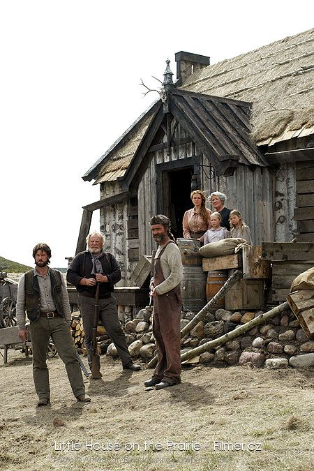 Little House on the Prairie online