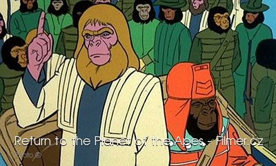 Return to the Planet of the Apes online