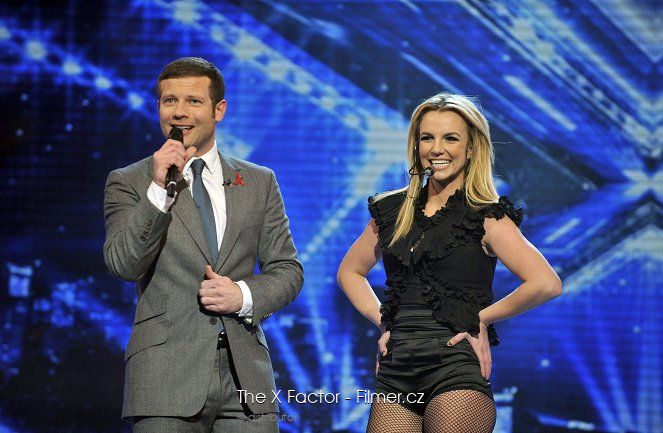 The X Factor online