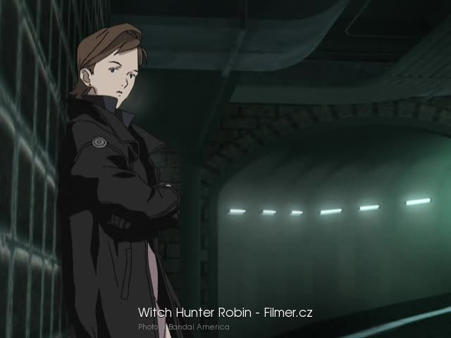 Witch Hunter Robin online