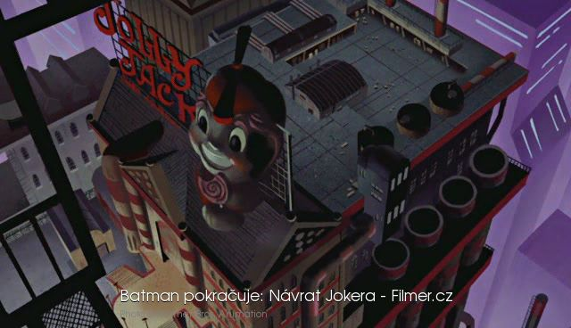 Batman Beyond Return of the Joker online