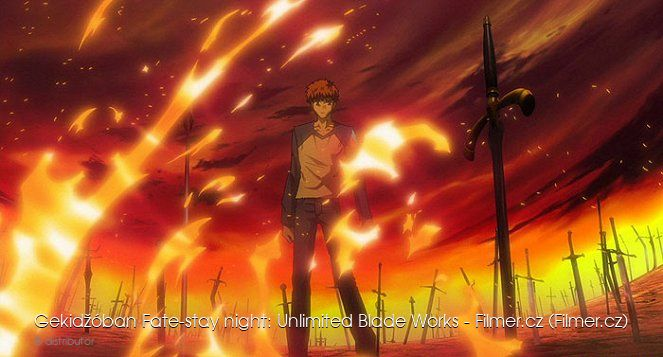 Gekidžóban Fate-stay night Unlimited Blade Works online