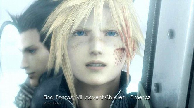 Final Fantasy VII Advent Children online