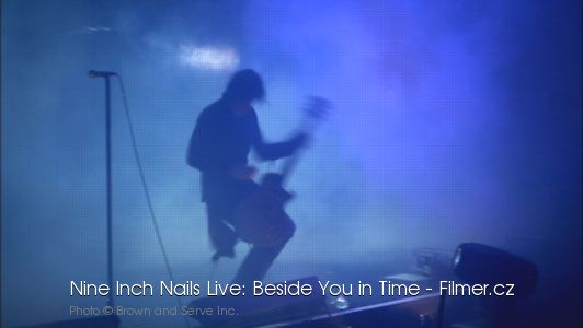 Nine Inch Nails Live Beside You in Time online