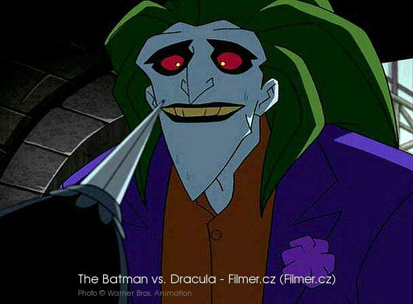The Batman vs Dracula online