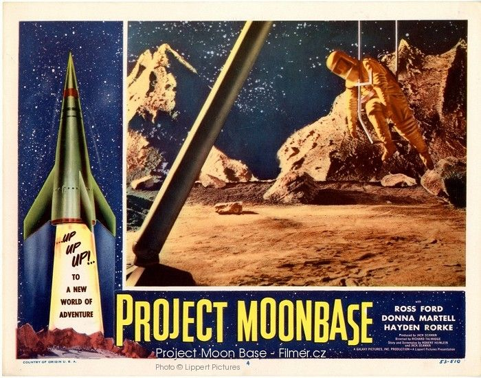 Project Moon Base online