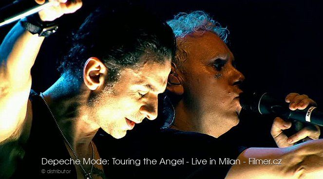 Depeche Mode Touring the Angel Live in Milan online