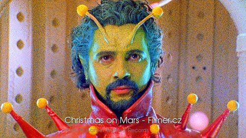 Christmas on Mars online