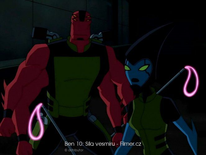 Ben 10 Alien Force online