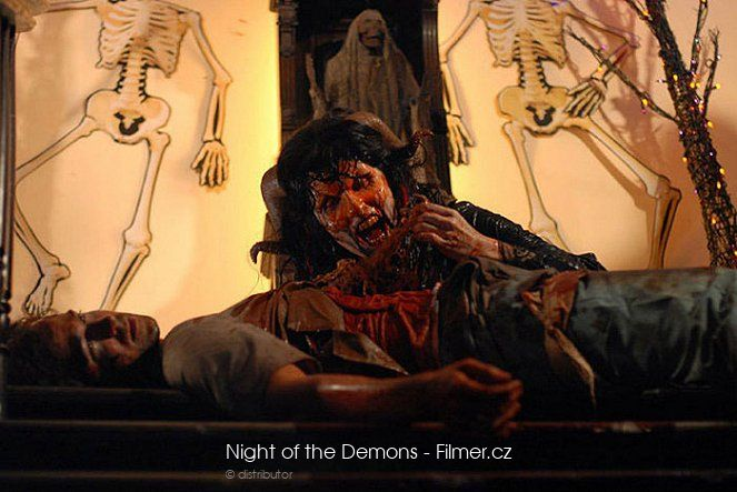 Night of the Demons online