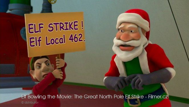 Elf Bowling the Movie The Great North Pole Elf Strike online