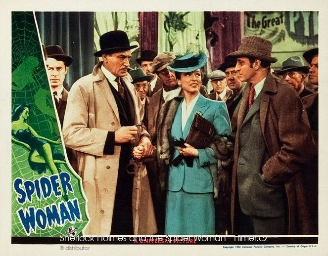 Sherlock Holmes and the Spider Woman online