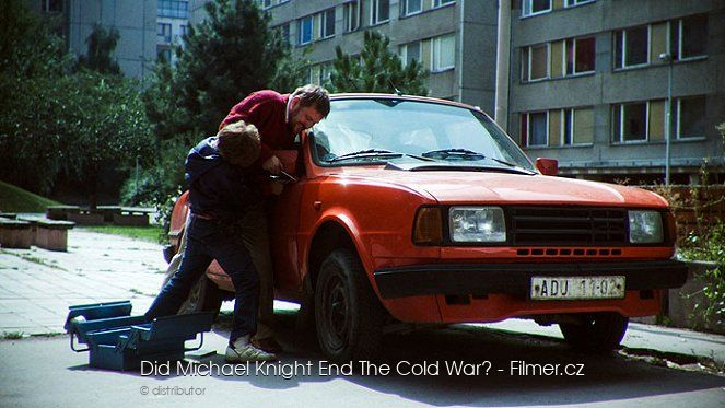 Did Michael Knight End The Cold War? online