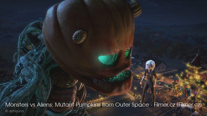 Monsters vs Aliens Mutant Pumpkins from Outer Space online