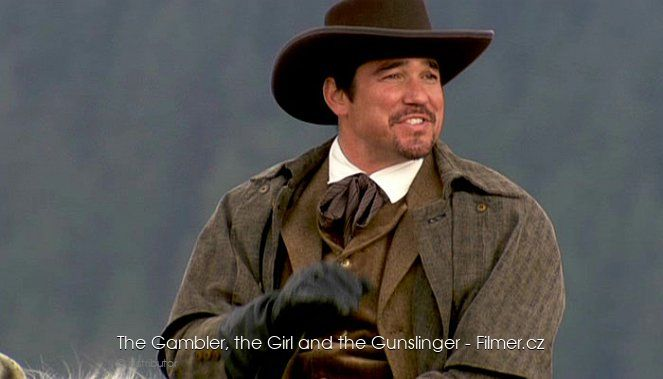 The Gambler the Girl and the Gunslinger online
