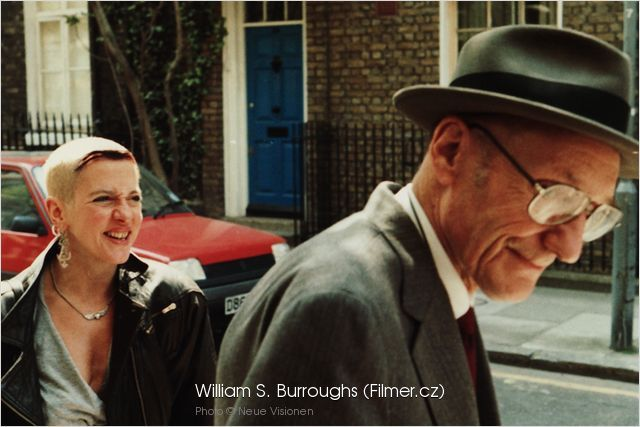William S Burroughs A Man Within online