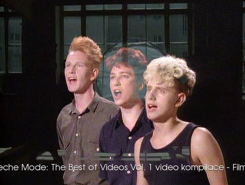 Depeche Mode The Best of Videos Vol 1 video kompilace online