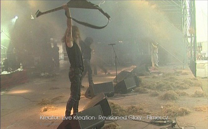 Kreator Live Kreation- Revisioned Glory online