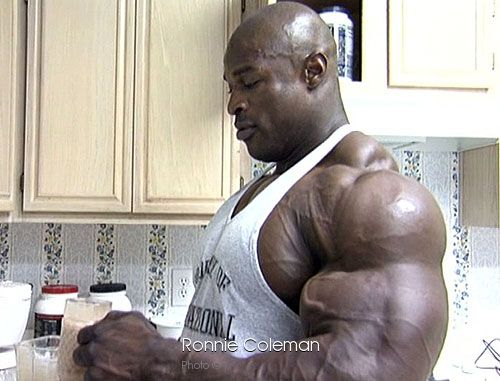 Ronnie Coleman The Unbelievable!! online