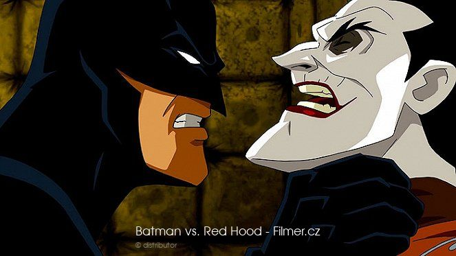 Batman vs Red Hood online