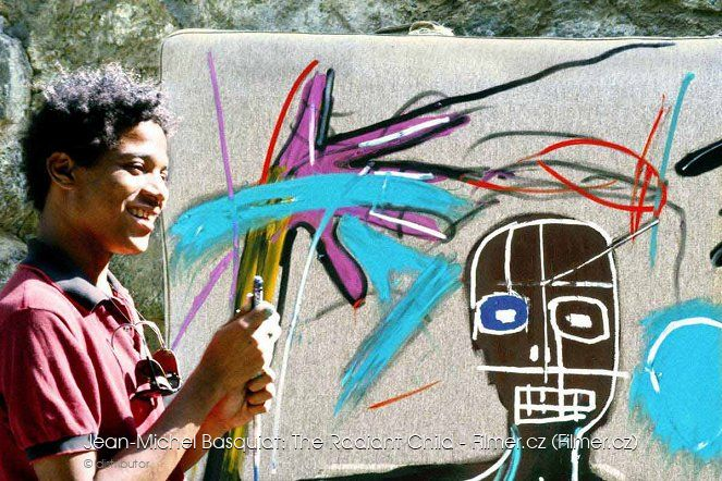 Jean-Michel Basquiat The Radiant Child online
