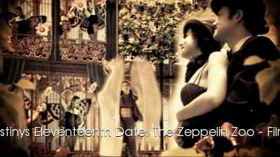 Morgan and Destinys Eleventeenth Date The Zeppelin Zoo online