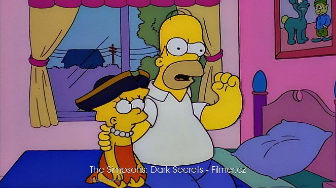 The Simpsons Dark Secrets video kompilace online
