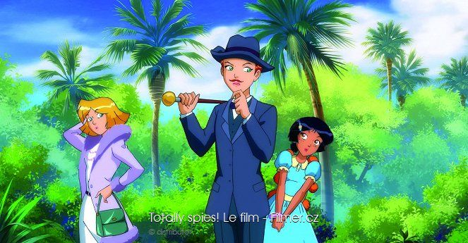 Totally spies! Le film online
