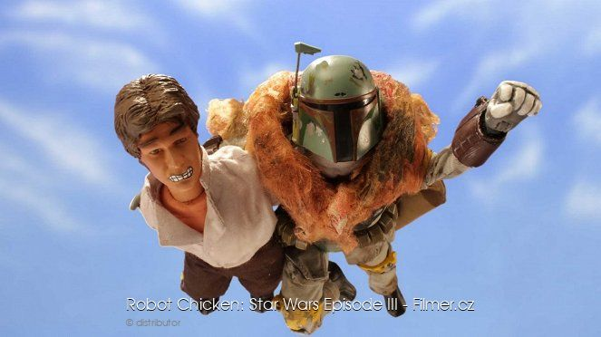 Robot Chicken Star Wars Episode III online
