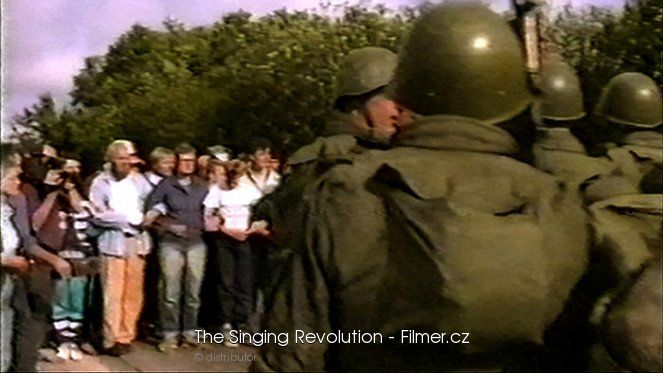 The Singing Revolution online