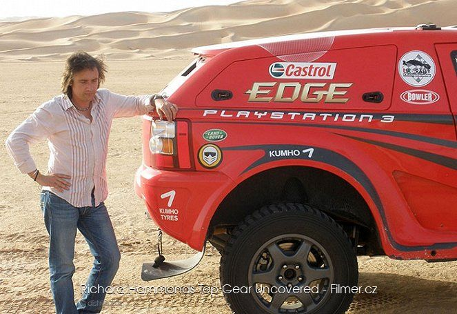 Richard Hammonds Top Gear Uncovered online