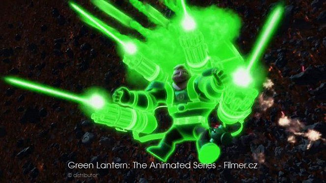 Green Lantern The Animated Series online