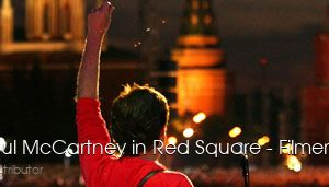 Paul McCartney in Red Square online