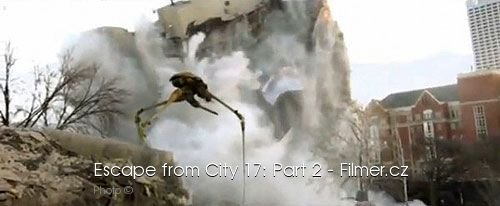 Escape from City 17 Part 2 online