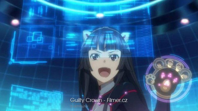 Guilty Crown online