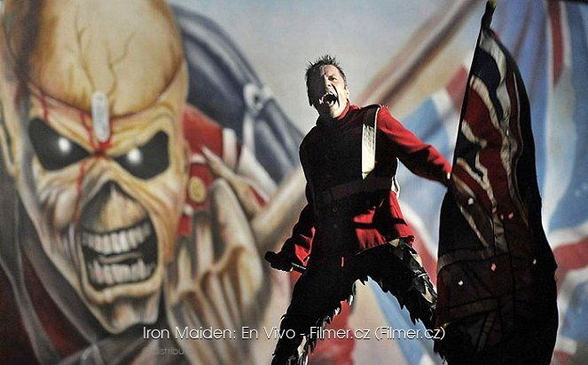 Iron Maiden En Vivo online