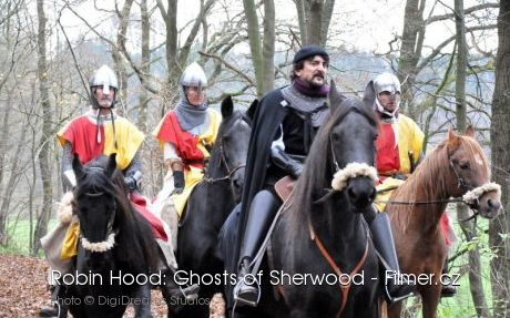 Robin Hood Ghosts of Sherwood online