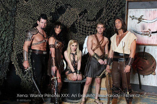 Xena Warrior Princess XXX An Exquisite Films Parody online
