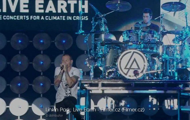 Linkin Park Live Earth online