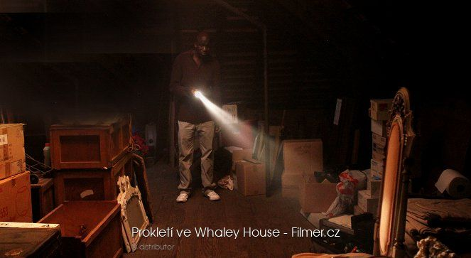 Prokletí ve Whaley House online