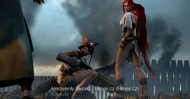 Heavenly Sword online