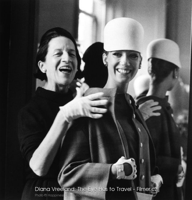 Diana Vreeland The Eye Has to Travel online