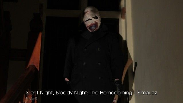 Silent Night Bloody Night The Homecoming online