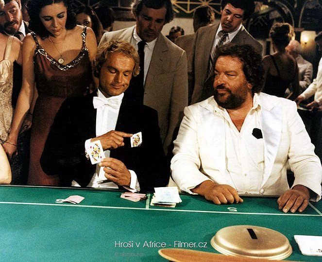 Terence Hill Bud Spencer They Call Me Trinity