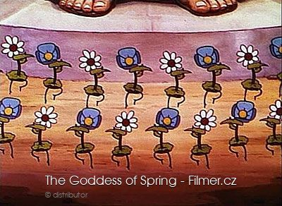 The Goddess of Spring online