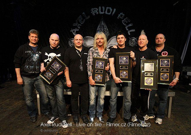 Axel Rudi Pell Live on fire online