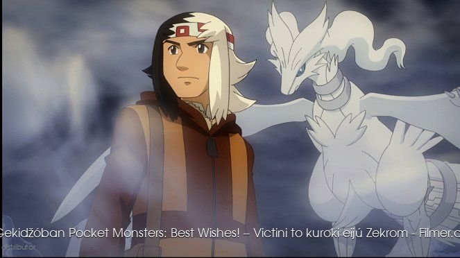 Pokemon the Movie White Victini and Zekrom online