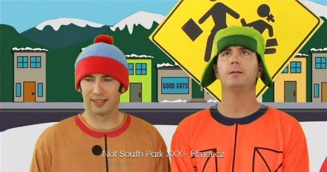 Not South Park XXX online