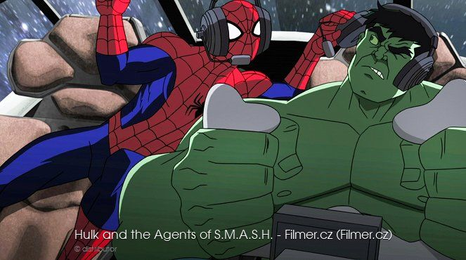 Hulk and the Agents of S.M.A.S.H. online